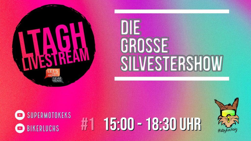 LIVE-Show #1 (Silvester Livestream)