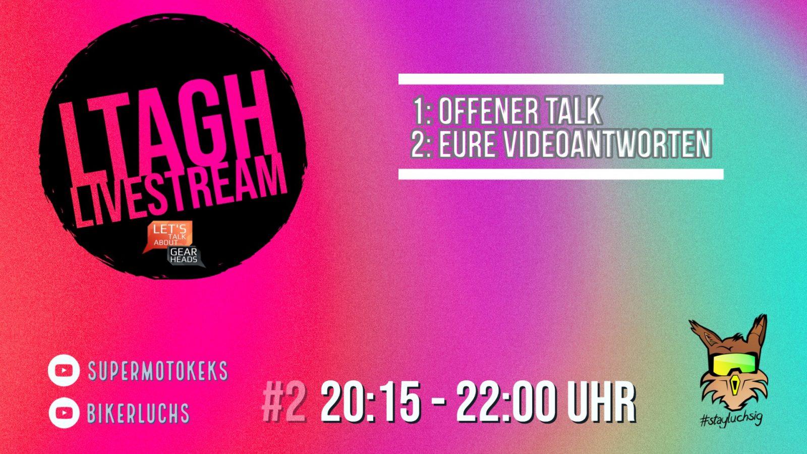 LTAGH Live-Show #2 Thumbnail